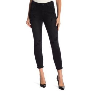 One Teaspoon high waist freebird skinny jeans 8190